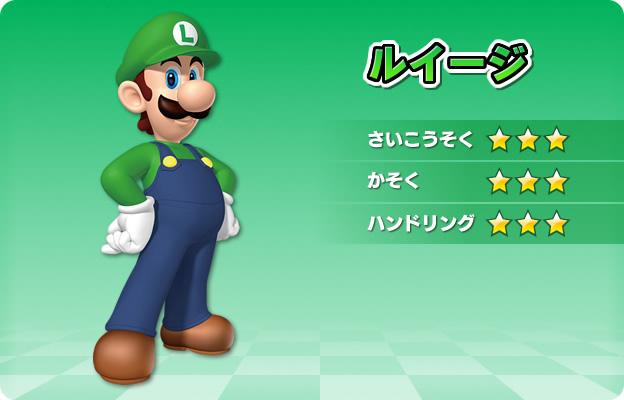 ルイージ (ゲームキャラクター)の画像 p1_15