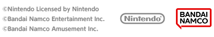 &copy;Nintendo  Licensed by Nintendo</p><p>&copy;BANDAI NAMCO Amusement Inc.